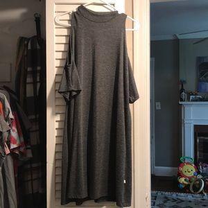 Grey super soft NYTT dress!